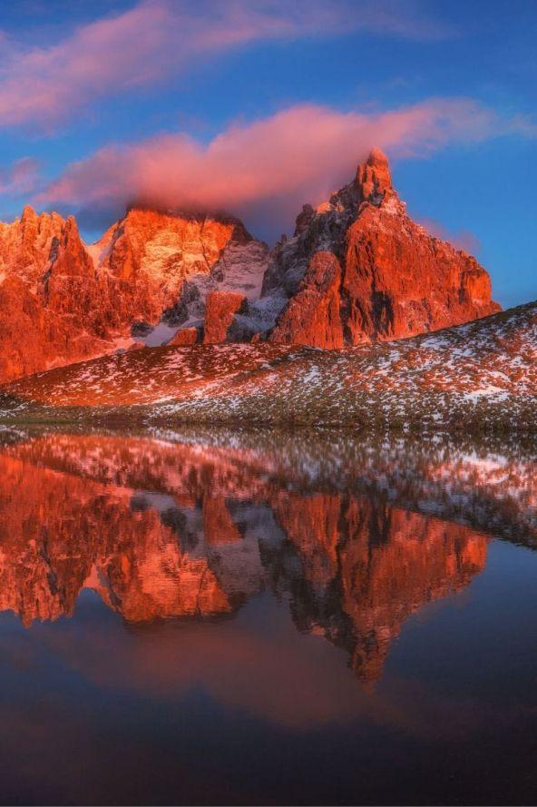 Sviluppo personale ed escursionismo sulle Dolomiti: