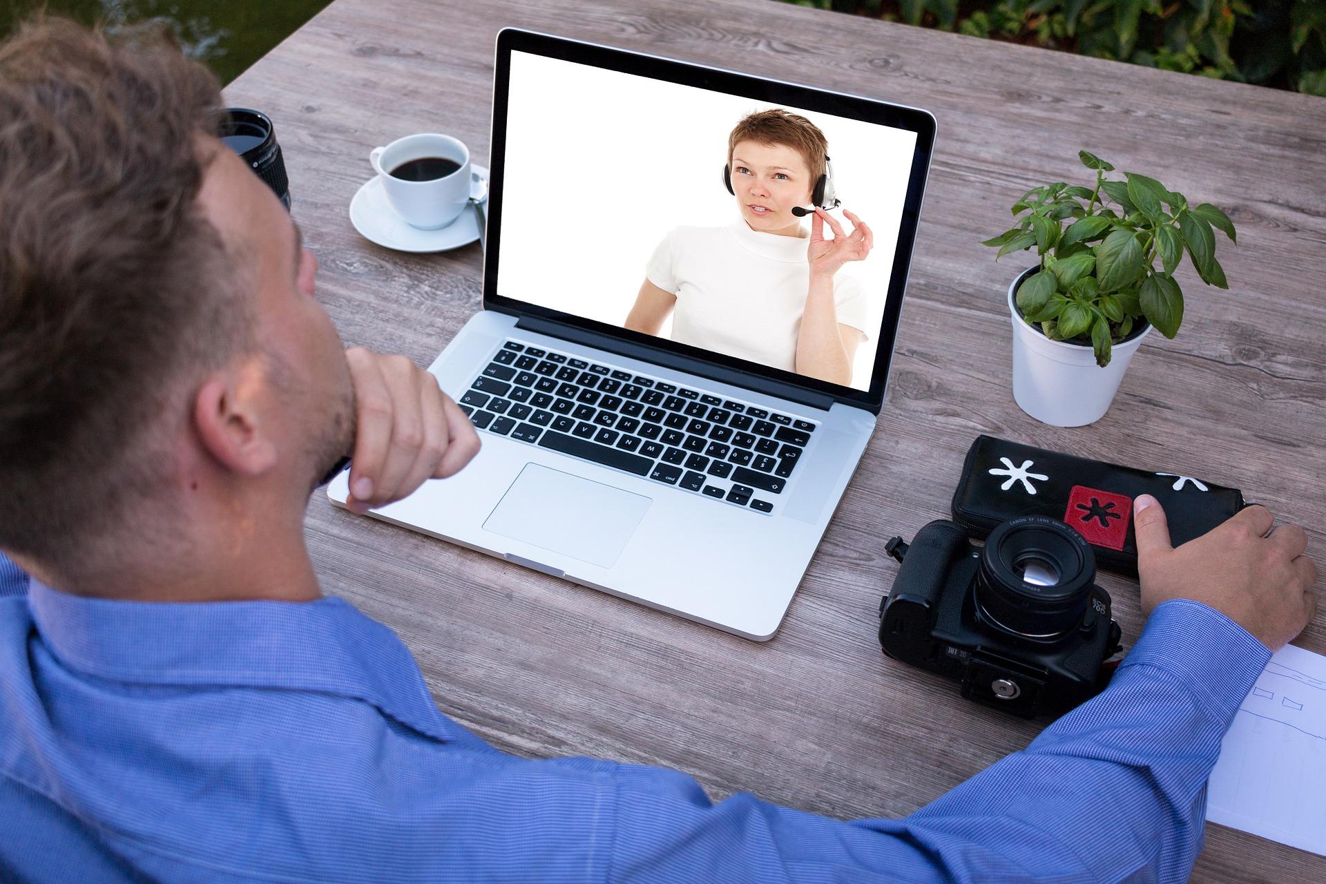 Psicoterapia on line in italiano